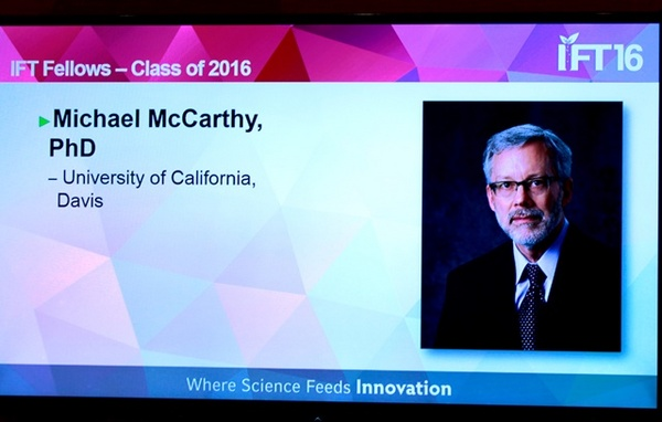 Michael McCarthy on screen