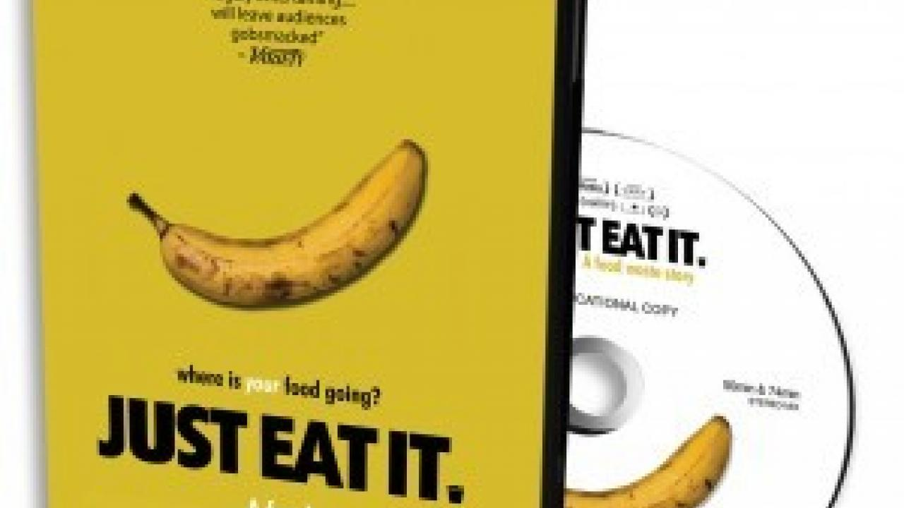 Just eat it dvd cover