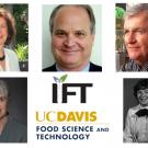 5 IFT Award Winners