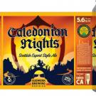 caledonian nights label
